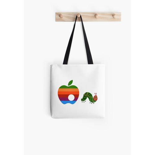 Sehr hungrig nach Apple Tasche