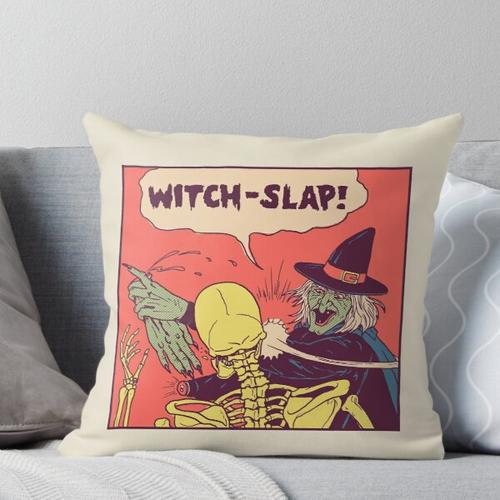 Hexenschlag Kissen