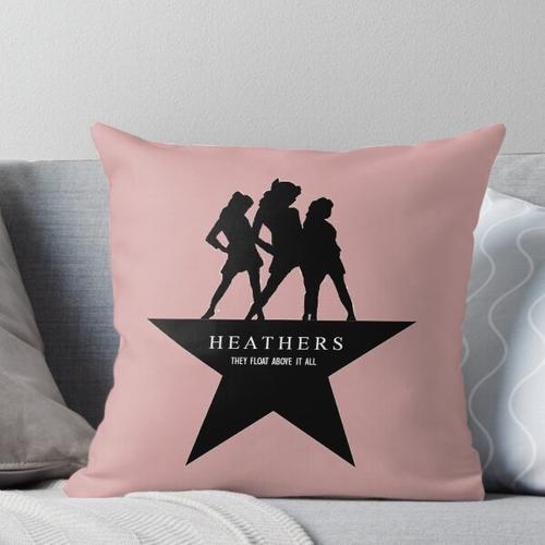 Heather, Heather und Heather Kissen