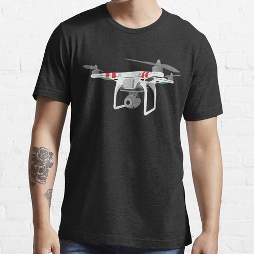 Drohne Phantom - Aero Modelling Essential T-Shirt