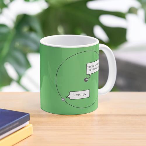 Wasserstoff Tasse