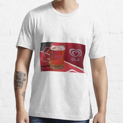 Ola! Sagres Bier Essential T-Shirt