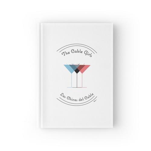 Die Cable Girls / Las Chicas del Cable Notizbuch