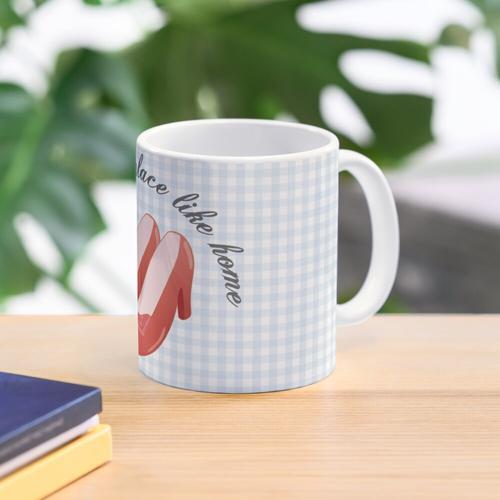 Die Rubin-Hausschuhe Tasse