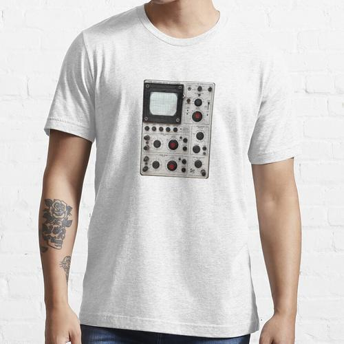 Oszilloskop Essential T-Shirt