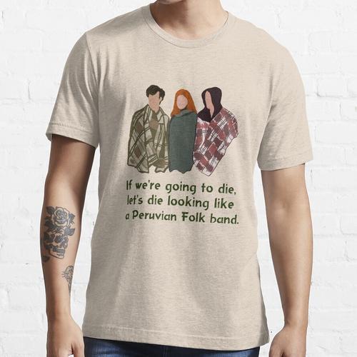 Peruanisches Volksband Essential T-Shirt