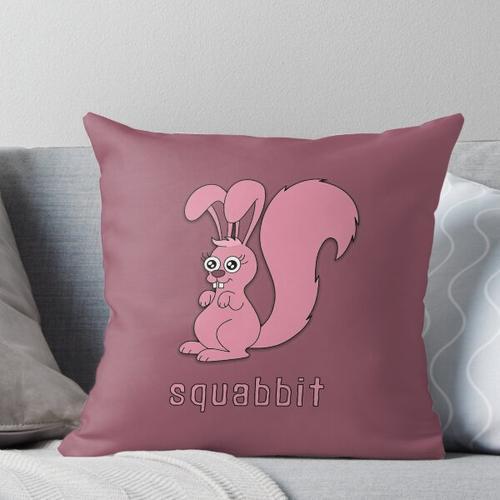 Bricklberry Squabbit Kissen
