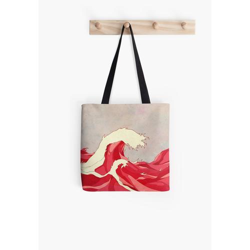 Kirschwellen Tasche