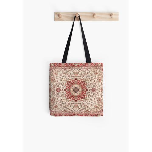 Türkischer Teppich Tasche