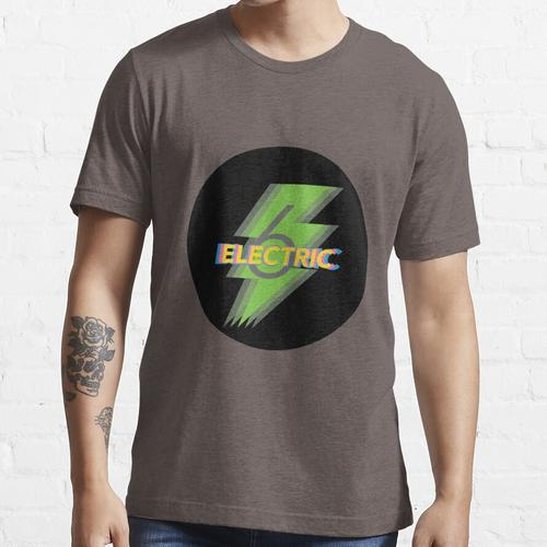 Electric Electric Six Essential T-Shirt