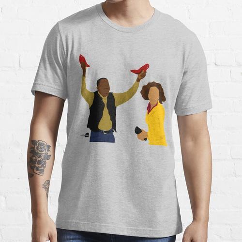 Rote Pumps (Martin und Gina) Essential T-Shirt