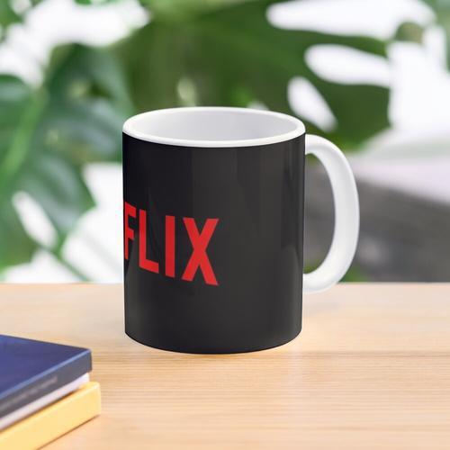 Netflix Tasse