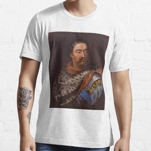 König Jan III. Sobieski (1674-1696) Essential T-Shirt