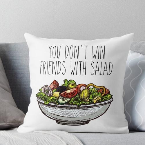 Simpsons Salat Kissen