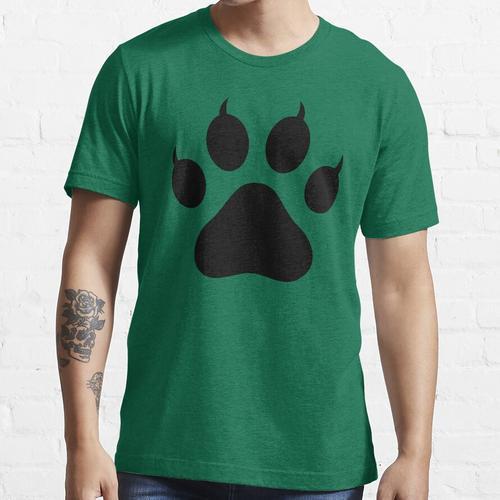 Tigerpfote Essential T-Shirt