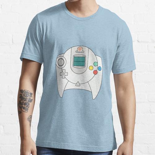 Dreamcast Controller Essential T-Shirt