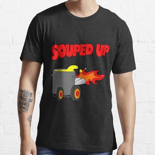Aufgemotzt Essential T-Shirt