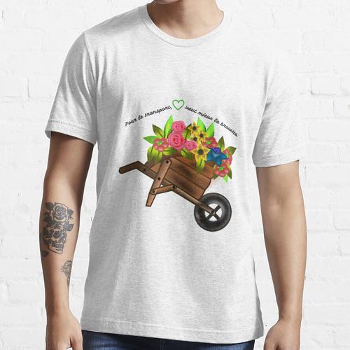 Kaamelott, für den Transport ist besser Schubkarre. Essential T-Shirt