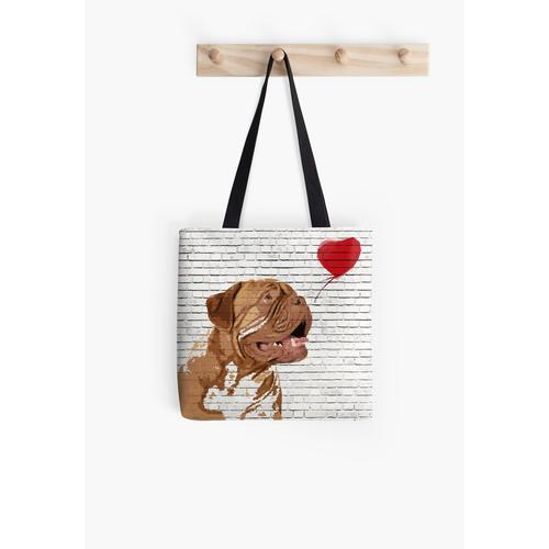 Bordeaux-Stil der Dogue De Bordeaux Tasche