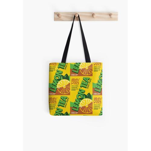 Vita Zitronentee Tasche