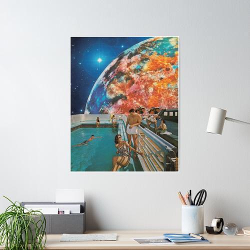Mondbrand Poster