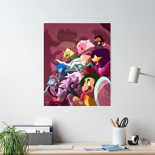 Kristall Edelsteine Poster 2 Poster