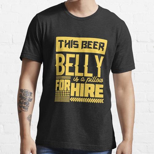 Bierbauch Essential T-Shirt