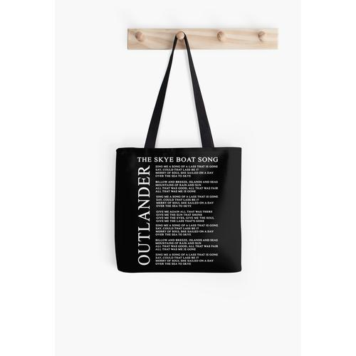 Outlander Merch Tasche