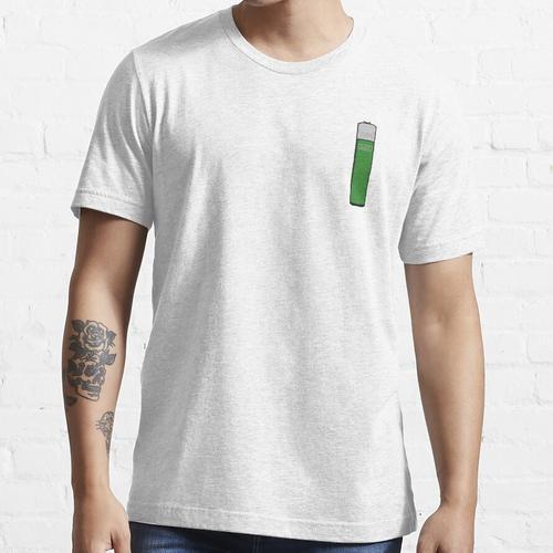 Clipper Feuerzeug Grün Essential T-Shirt