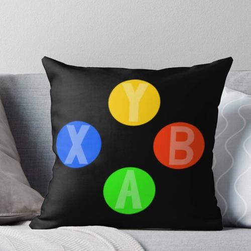 Xbox / Xbox One Tasten A, B, X und Y Kissen