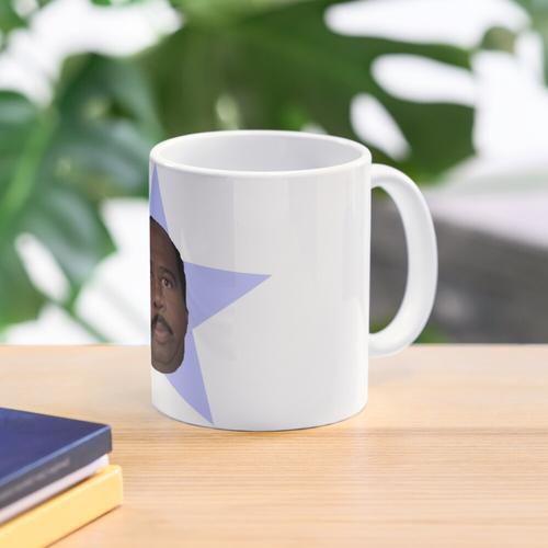 Das Büro Stanley Hudson Sternbecher-Gastgeschenk Tasse