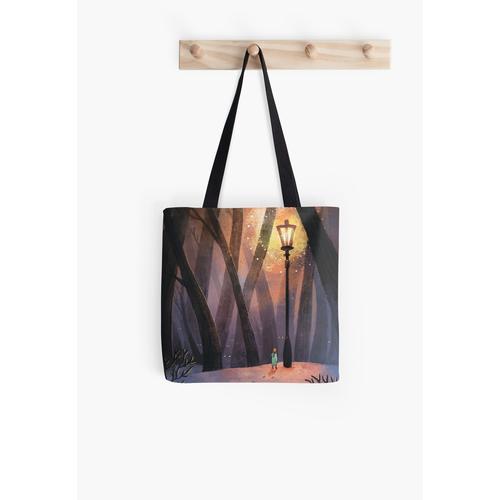 Der Löwe, die Hexe und der Kleiderschrank Tasche