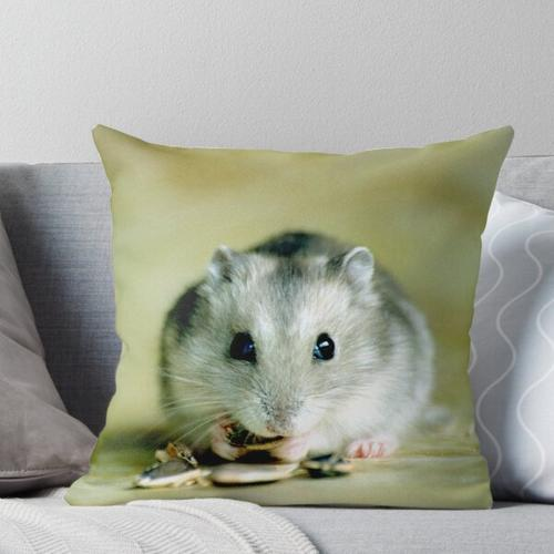 Süßer Hamster Kissen