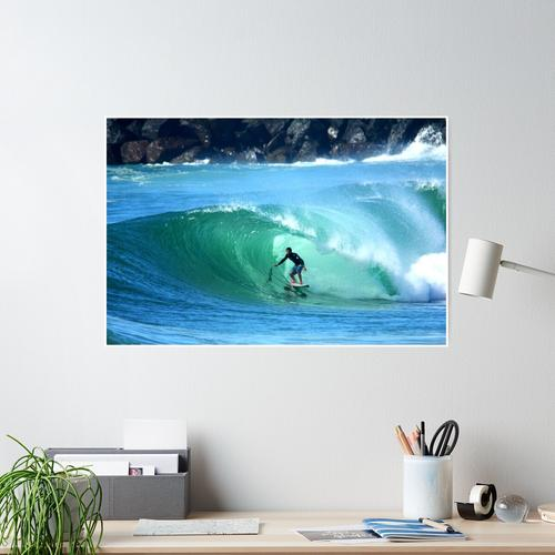 Australien. Poster