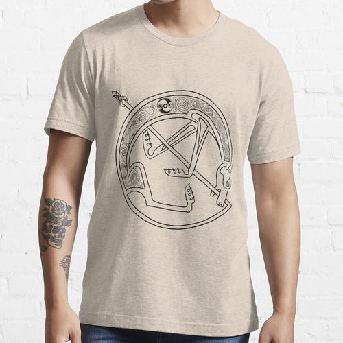 Dreibeiniger Hund Essential T-Shirt
