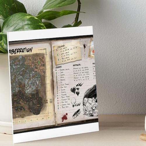 Ark Surival entwickelte Aberration Galeriedruck