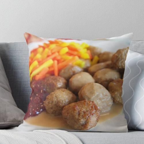 Ikea Frikadellen Kissen