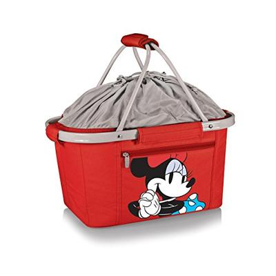 Disney Classics Minnie Mouse Metro Basket Collapsible Cooler Tote