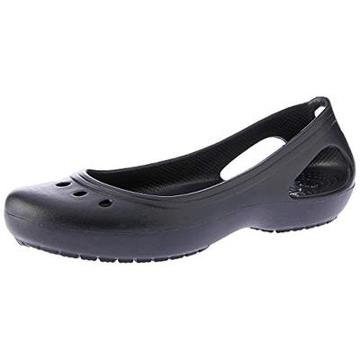 crocs Women's Kadee Ballet Flat,...
