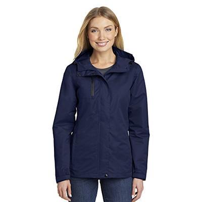 Port Authority Women's All-Conditions Jacket L331 True Navy Medium