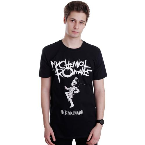 My Chemical Romance - Black Parade Cover - - T-Shirts