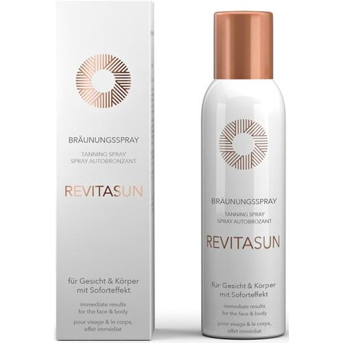 RevitaSun RevitaSun Natural Self-Tanning Spray 150 ml Selbstbräunungsspray
