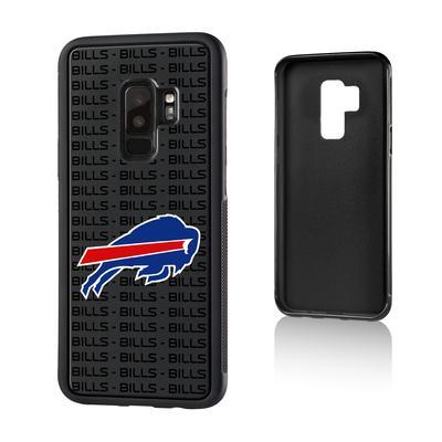 Buffalo Bills Galaxy Text Backdrop Design Bump Case