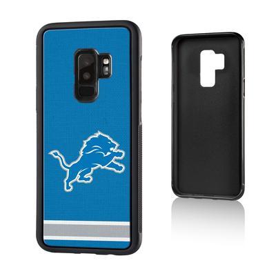 Detroit Lions Galaxy Stripe Design Bump Case