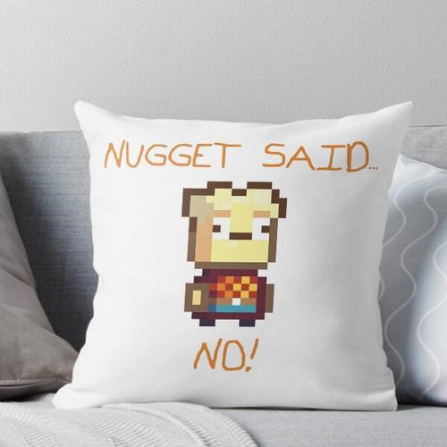 Kindergarten Nugget Kissen
