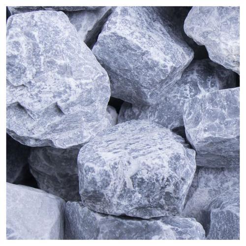 Bruchsteine Kristall Blau, 250 kg (Bigbag), 60-100 mm