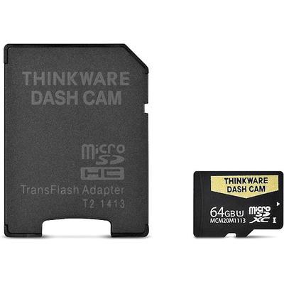 Thinkware TWA-SMU64 64 GB Micro SD Card for Thinkware