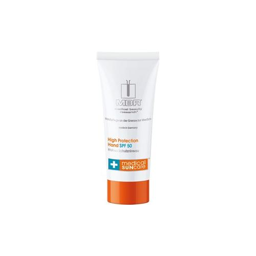 MBR Medical Beauty Research Sonnenpflege Medical Sun Care High Protection Hand SPF 50 100 ml