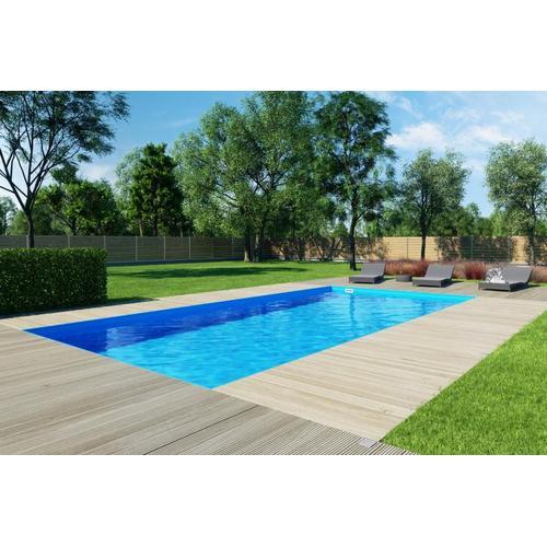 Pool-Komplettset 3,45 x 8,00m