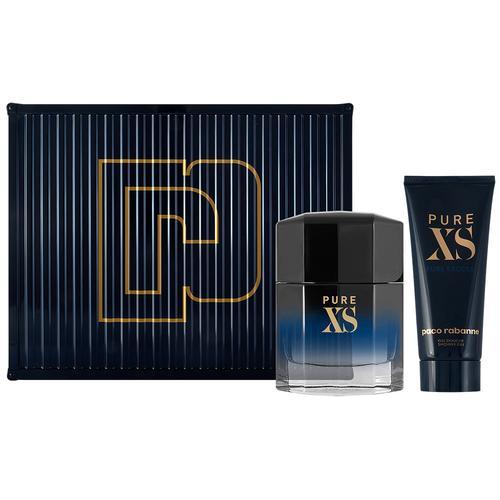 Paco Rabanne Pure XS EDT Geschenkset EDT 100 ml + 100 ml Duschgel
